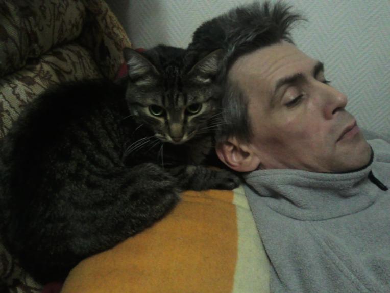 Федор обожает моего мужа